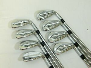 Mizuno JPX 921 Hot Metal 4-GW iron set NS Pro 950 Neo Stiff irons 4-PW+GW