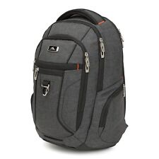 High Sierra Endeavour  Essential 15 Inch Laptop Backpack Mercury Heather