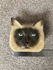 Vintage Siamese Cat Letter Rack