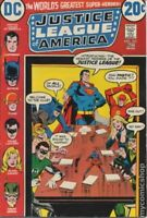 Justice League of America #105 VG 1973 Stock Image Low Grade