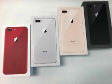 Fully Unlocked Apple iPhone 8 Plus 64GB 256GB (GSM+CDMA) AT&T T-Mobile Verizon