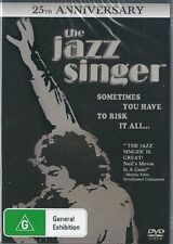 THE JAZZ SINGER - 25TH ANNIVERSARY EDITION - NEW DVD