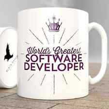 World's Greatest Software Developer-Tazza