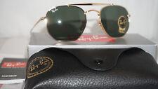 Ray-ban Occhiali da sole Maresciallo 3648 1 Oro Verde G-15