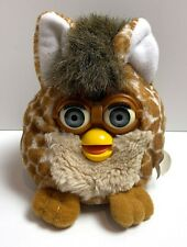 Furby Buddies Giraffe Gefleckt 90s Braun