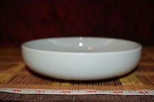 "Korean Porcelain Light Celadon Banchan Large Side Dish Bowl 6 1/2""x1 1/2"""