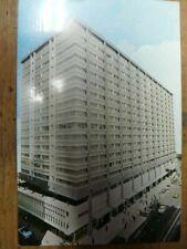 China Hong Kong postcard Hotel President, Nathan Road, Kowloon