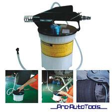 Pneumatic Air Brake Fluid Oil Bleeder Extractor Pump