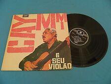 Dorival Caymmi - E Seu Violao RARE B/S PARLOPHONE Israel Press LP Brazil Bossa