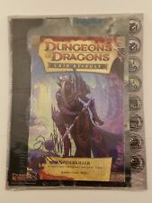 Dungeons & Dragons Lair Assault Spiderkiller 4th Ed D&D NEW In Factory Shrink