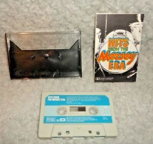 Hits From The Mersey Era Music Cassette Tape