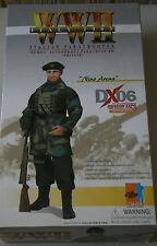 "Dragon Models 1/6 WWII Italian PARATROOPER DX06 EXCLUSIVE ""NINO ARENA"""