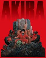 AKIRA 4K Remastered Set 4K ULTRA HD Blu-ray & 2 Blu-ray Booklet BCQA-0009 JAPAN