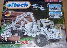 Harvester logging truck Eitech Metal Construction Building Toy Set C305