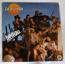 "LA BIONDA - BANDIDO - WELCOME HOME - 45gg 7"" NUOVO"