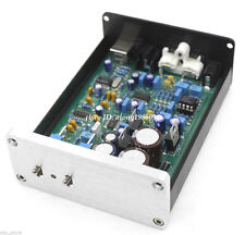 Finished WM8740 + DIR9001 DAC Support coaxial and USB input   + Power supply