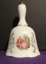 """Vintage Collectible Bells for a colection, Just Pretty Bell, Fairway 4"""" Tall"""