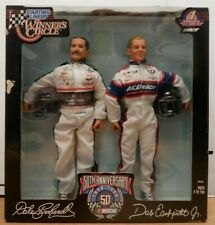 Dale Earnhardt Autographed Starting Lineup Winners Circle Figure 2 Pack w/COA