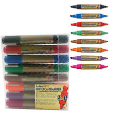 Artline 2in1 Whiteboard Marker Chis Tip Aself Seal P8