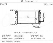 OSC 1702 Radiator