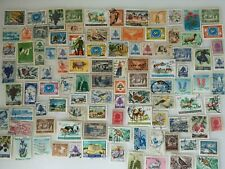 100 Different Lebanon Stamp Collection
