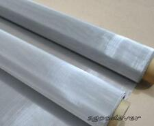400 Mesh 316 Stainless Steel Filtration 45*50cm Woven Wire