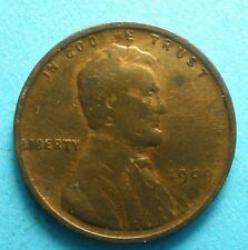 *1909*   Lincoln Wheat Cent 1st year of series vg   free shipping