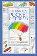 Usborne Pocket Dictionary (Illustrated dictionaries), Bingham, Jane M., Wardley,