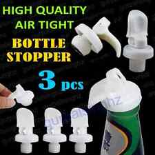 Bottle Airtight Stopper Cap Flip Top Lid Seal Cork Magical Expanded Beer Wine