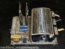 Gettys Unidirectional SRC Servo Amplifier N120_N12O_11-1013-02