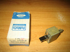NOS FoMoCo 1967 Ford Thunderbird Vacuum Power Door Lock Switch