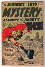 Marvel Comics VG+ 4.5 THOR #86 Journey into mystery 1ST ODIN EVER APPEARANCE