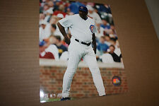 CHICAGO CUBS DON BAYLOR UNSIGNED 8X10 PHOTO POSE 1