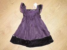 Monsoon Velvet Dresses (0-24 Months) for Girls