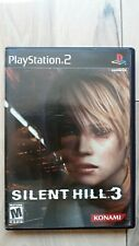 Silent Hill 3 with Soundtrack Playstation 2 PS2 Complete CIB (US version)