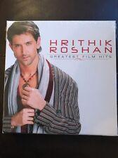 Hrithik Roshan Greatest Film Hits 4CD Box Set. 4 disc Set. STILL SEALED. MINT.