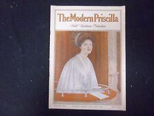 1909 OCT THE MODERN PRISCILLA MAGAZINE - ILLUSRATIONS, STORIES & ADS - ST 3974