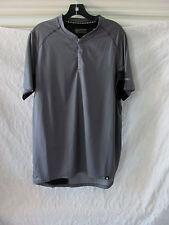 Canari Bernies Cycling/Biking Jersey Shirt-Pocket-Slate/Gray -Men's Large -NWT