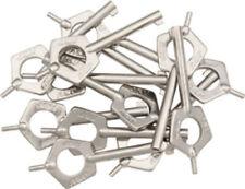 ASP Pentagon Handcuff Keys Std ASP56523 12 pack. Fits all major handcuff models.