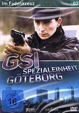 DVD - GSI - Spezialeinheit Göteborg - Teil 3 - Im Fadenkreuz - Jakob Eklund