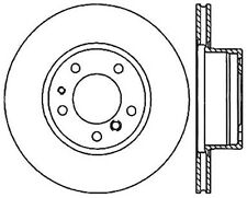 Disc Brake Rotor-Sport Drilled Disc Front Left Stoptech 128.34024L