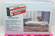 Walthers Cornerstone Series 933-3129 Propane Tanks HO scale