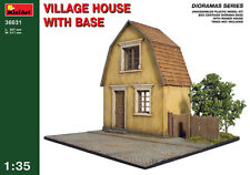 Miniart 1/35 Village House with base # 36031