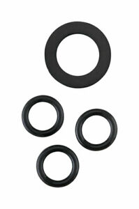 Gardena 31128 Replacement Rubber Garden Hose Washer and O-Ring Set 5/8 Dia. in.
