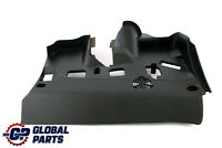 BMW 5 Series F10 F11 Driver's Footwell Trim Panel Black 9209491