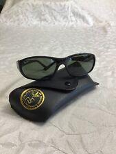 Ray-Ban Daddy-O Classic Black Green Lens Sunglasses RB2016 601
