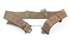 Ceinturon cuir Anglais -1939- BEF ww2  (matériel original)