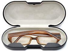 Brillen Etui Brillenetui Box Hardcase Klappbox Brillenbox mit Deckel