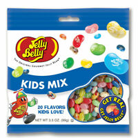 KIDS MIX - Jelly Belly Jelly Beans (3.5oz to 10lbs) BAGS OR BULK - FREE SHIPPING