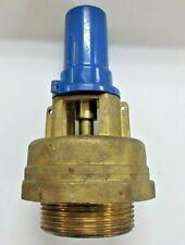 RIV Brass Vacuum Relief Valve - 1-1/2